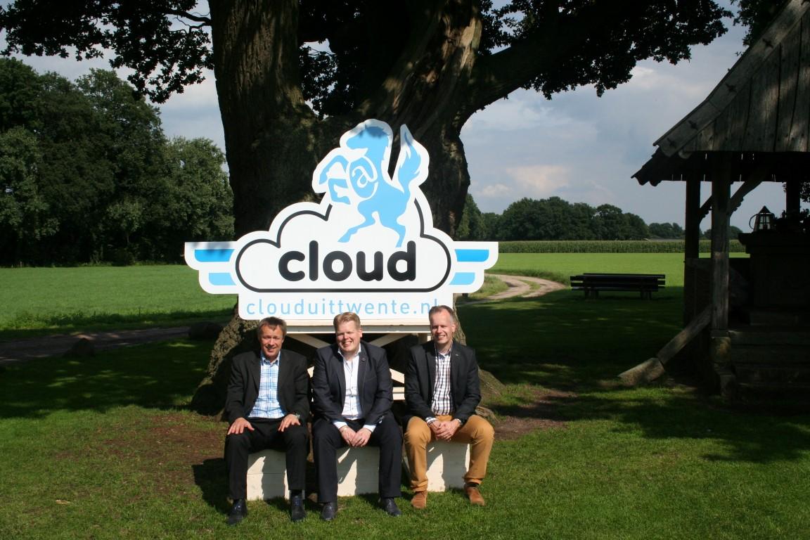 Persbericht Clouduittwente.nl